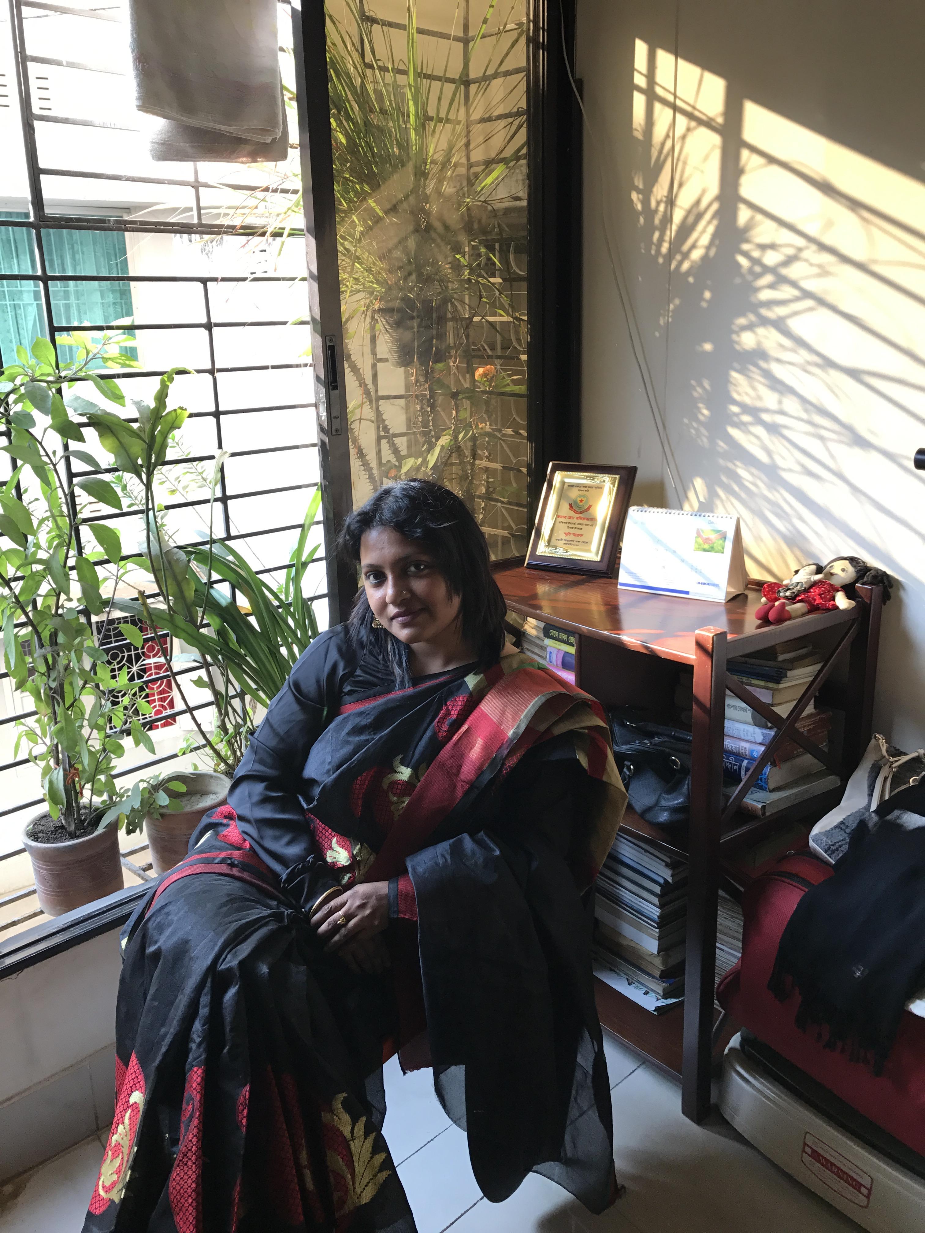 Mrs. Afrina  Mustari