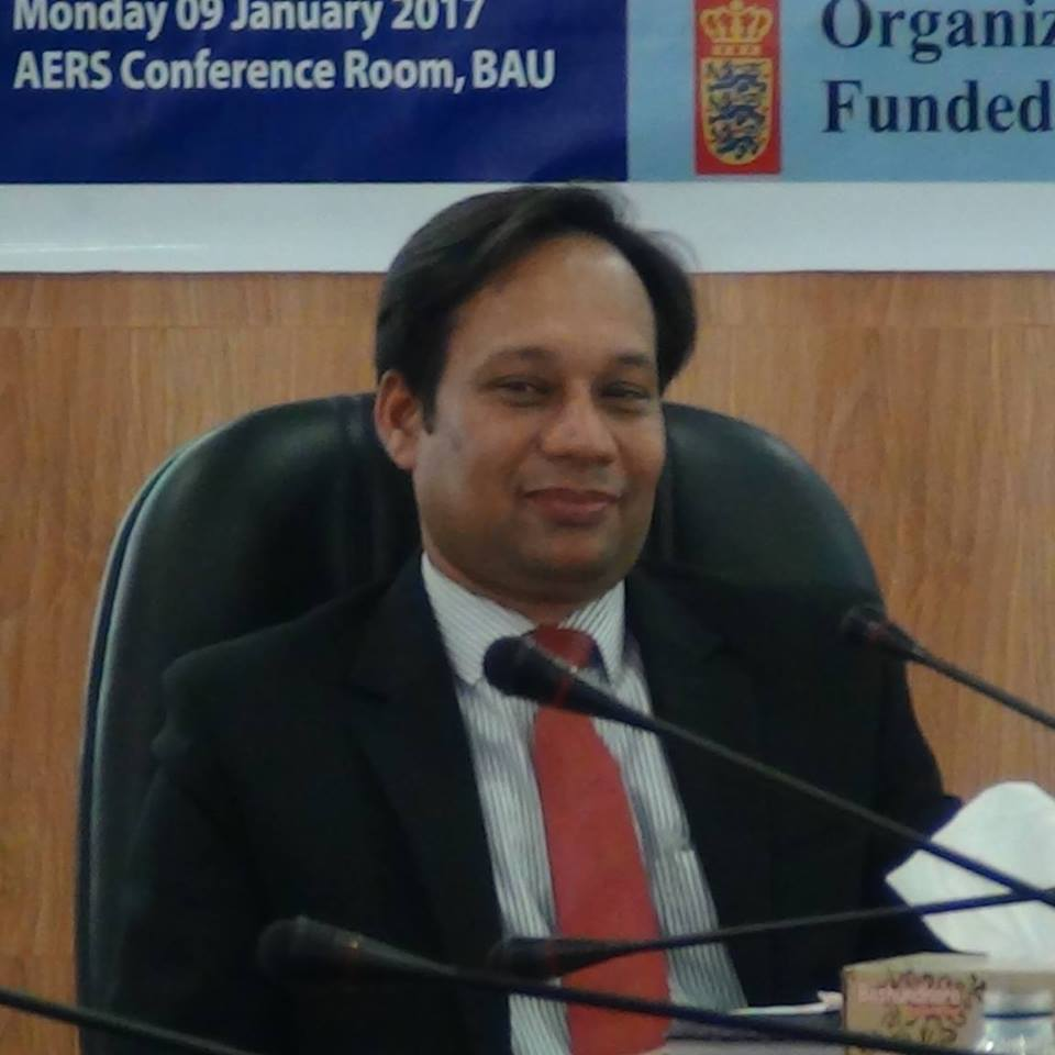 Dr. Md. Akhtaruzzaman Khan