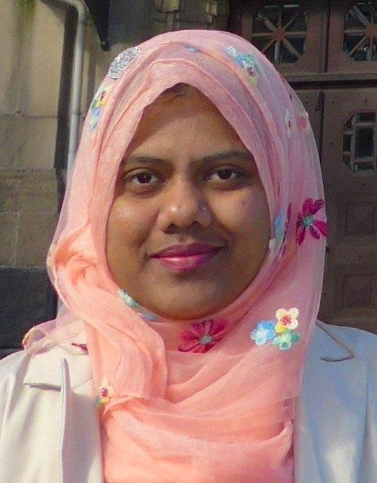 Dr. Mahmuda  Nasrin