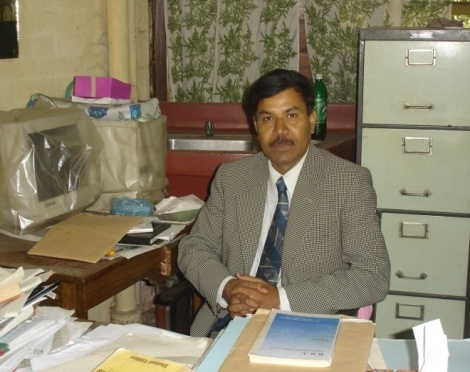 Mr. ASM Golam  Hafeez