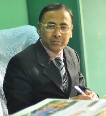 Dr. Md. Akhter Hossain  Chowdhury