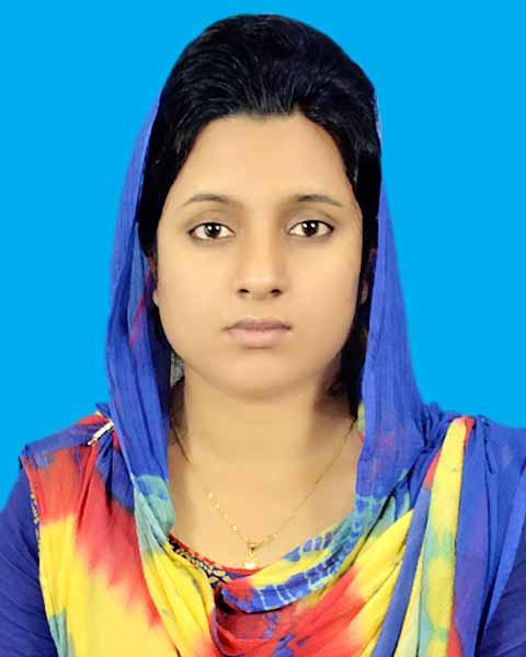 Ms. Hafsa Jahan Hiya