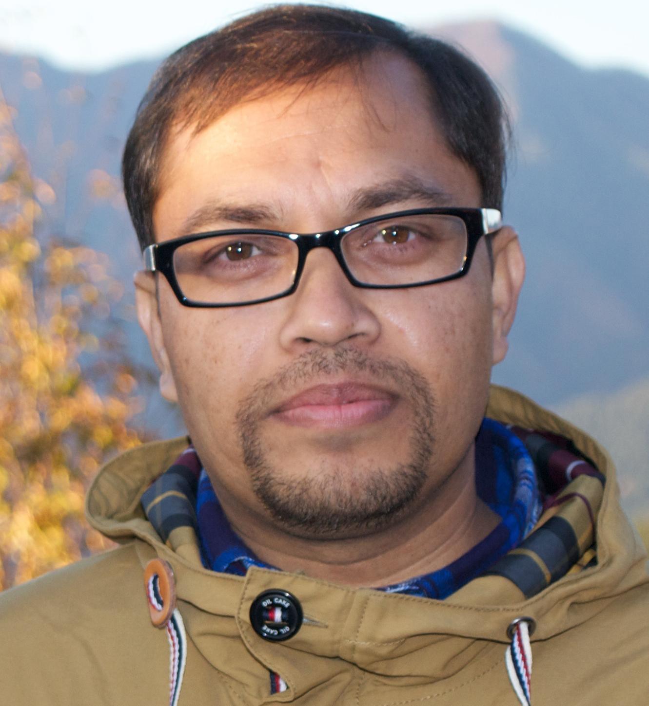 Dr. Md. Harun Or RASHID