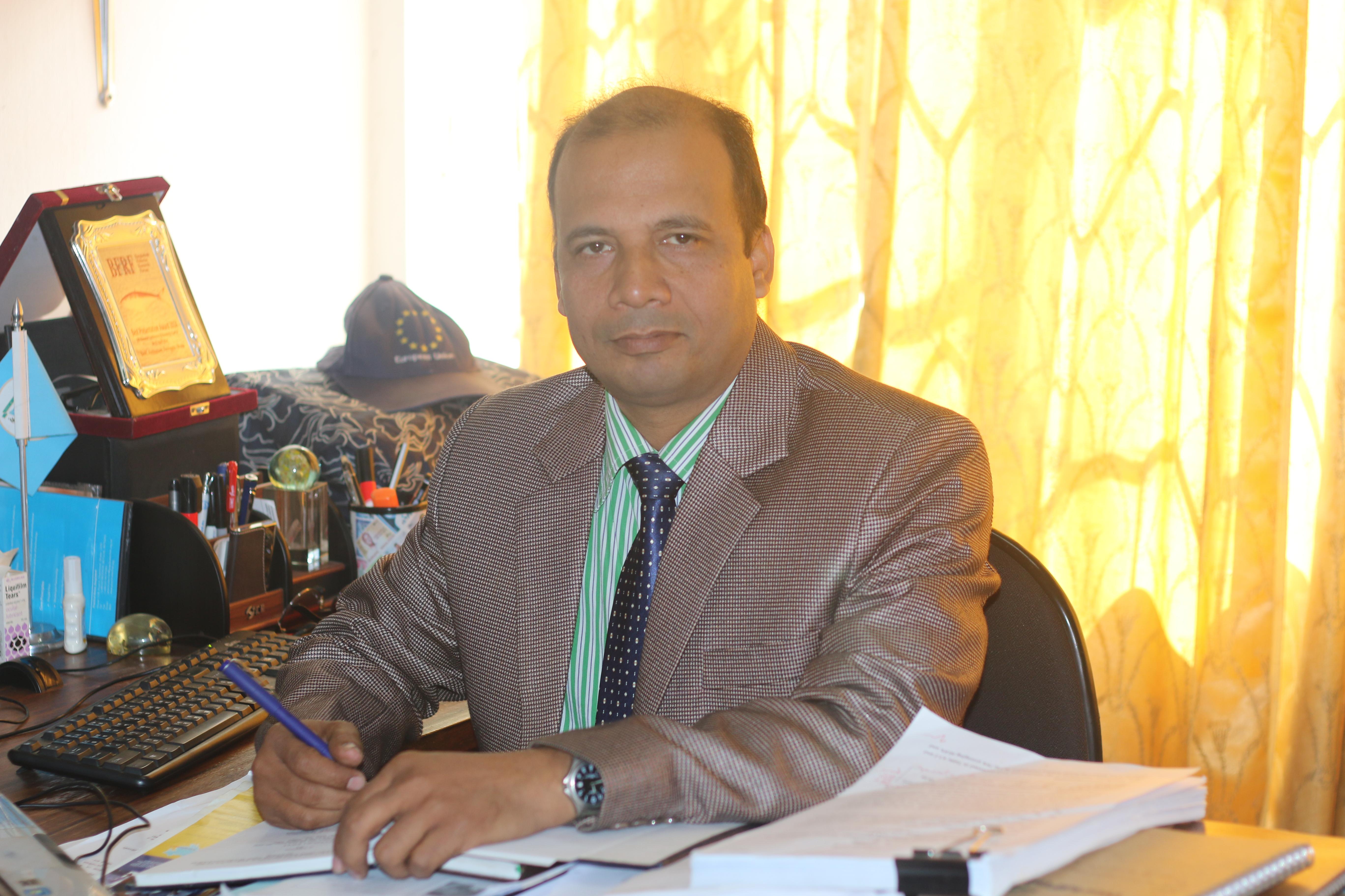Dr. Mohammad Mahfujul  Haque
