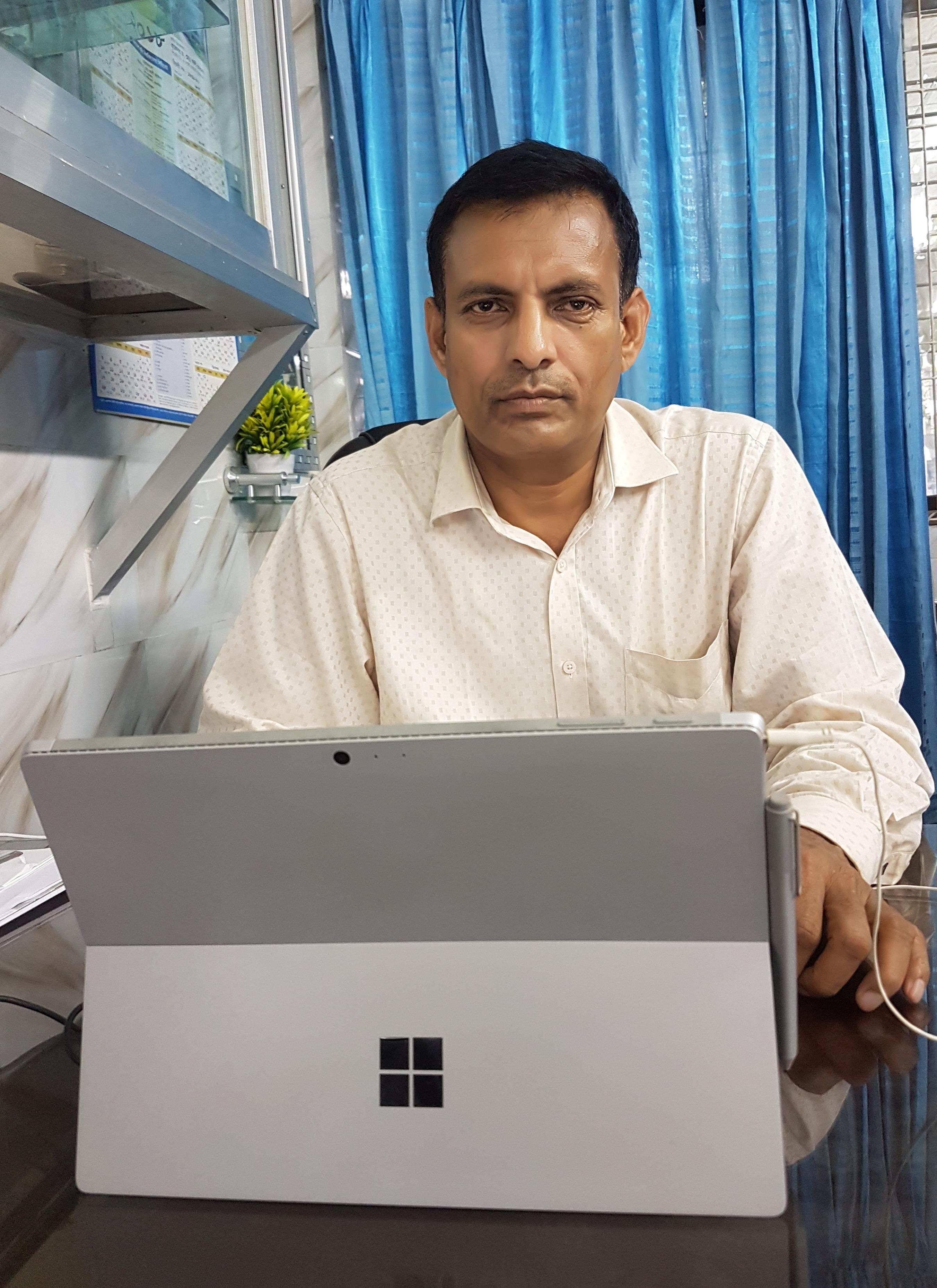 Dr. Md.Bahanur  Rahman