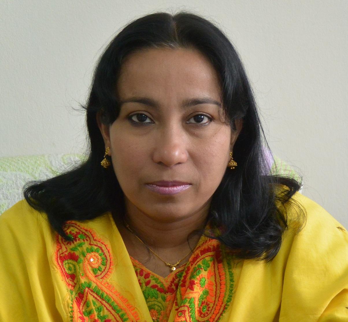 Dr. Shahanara  Begum