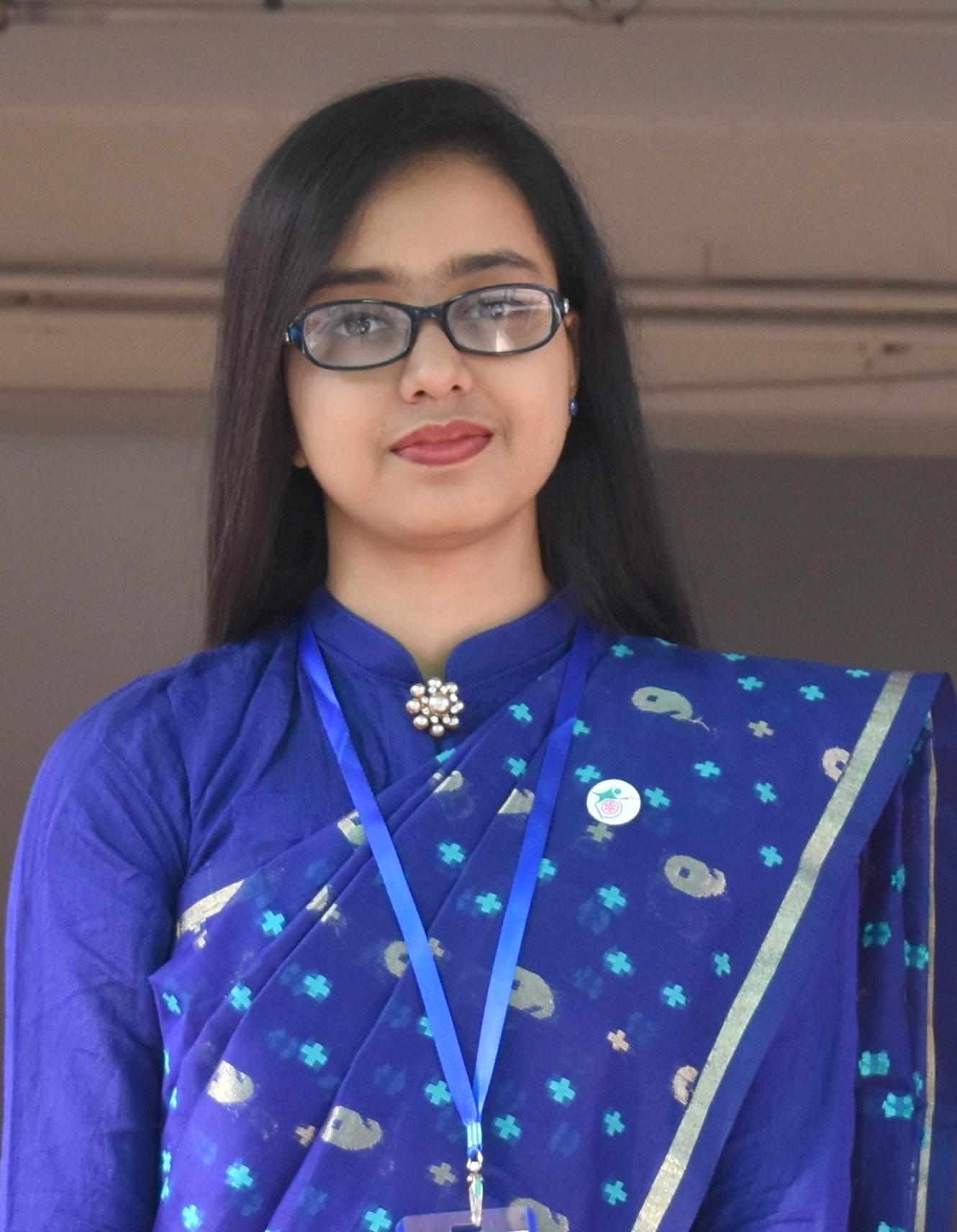 Mrs. Zobayda Farzana    Haque