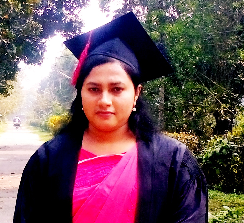 Miss. Shuma Rani Ray (Study leave for PhD)