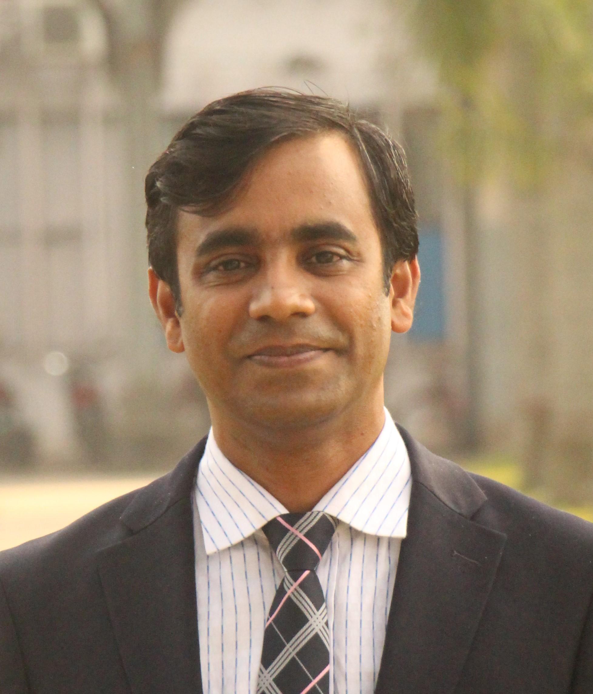 Dr. Mahbubul Pratik Siddique