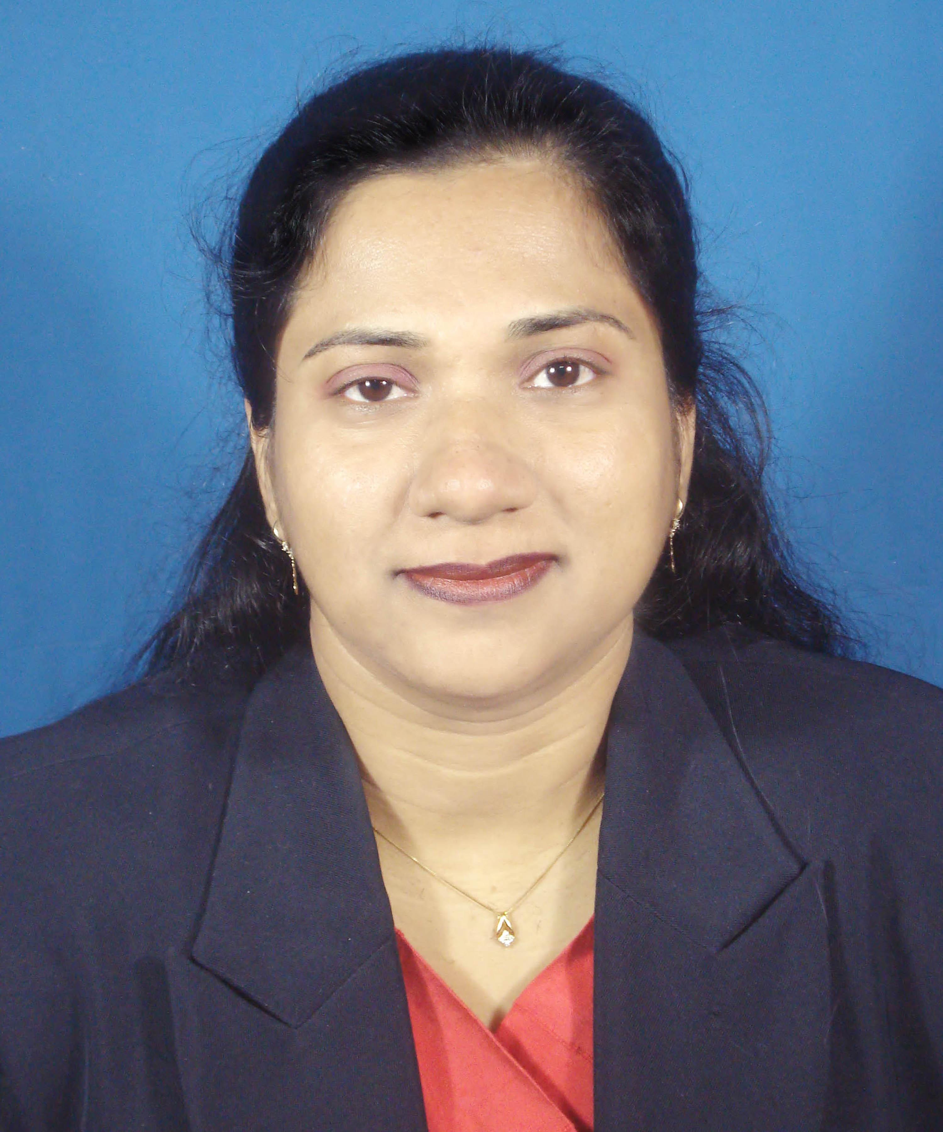 Dr. Mst. Minara  Khatun