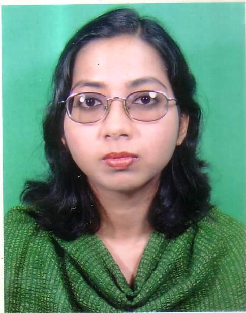 Dr. Tahsina Sharmin  Hoque