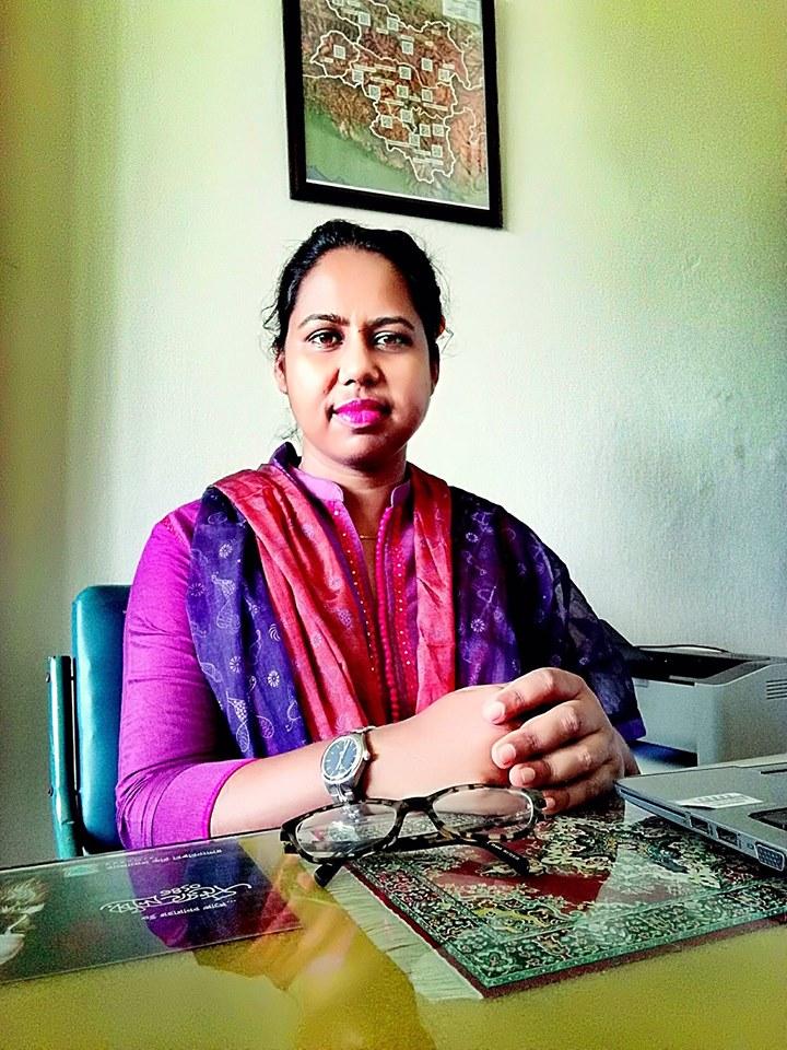 Ms. Naznin  Nahar