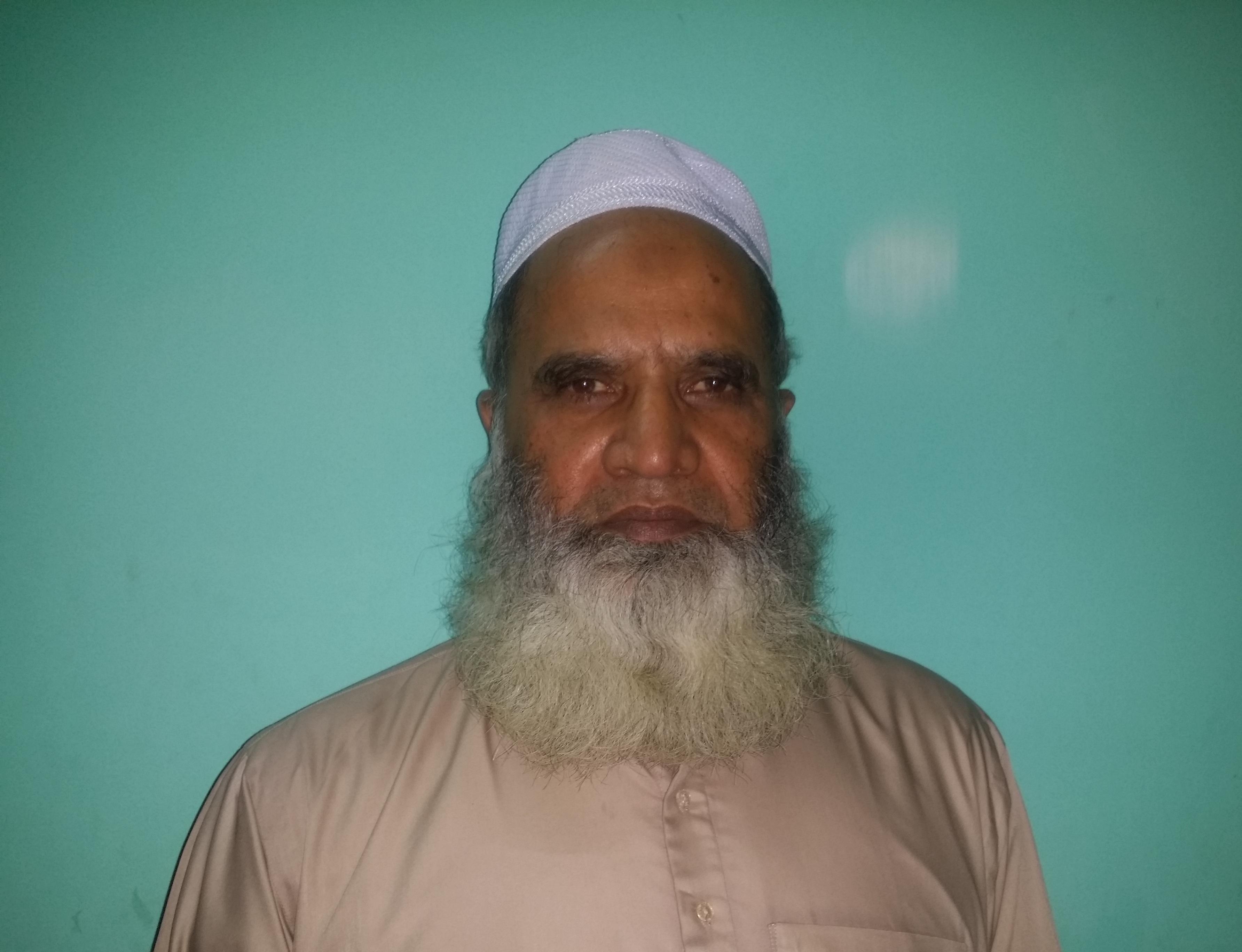 Dr. Shaikh Abdus Sabur