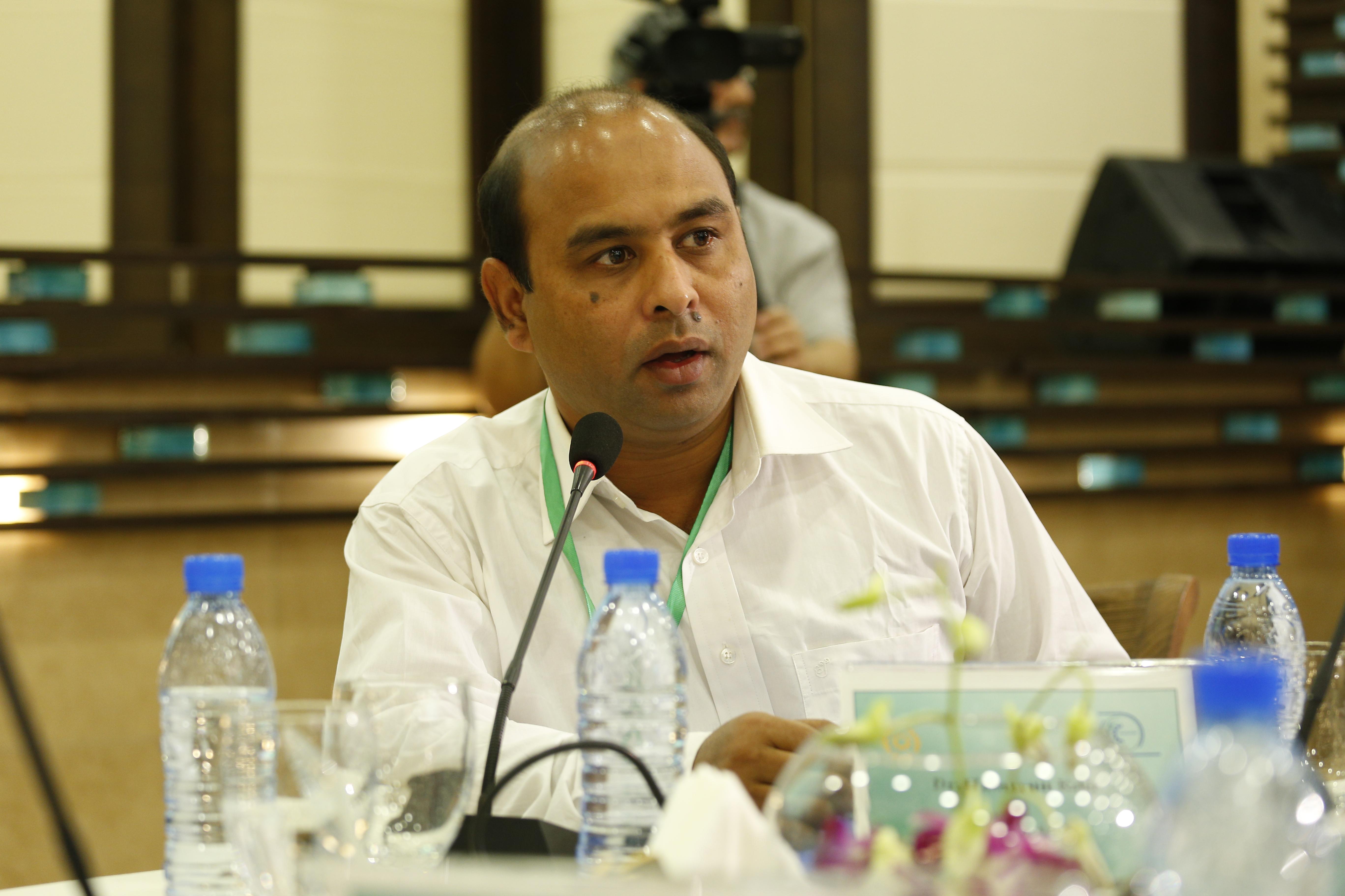 Dr. Humayun  Kabir
